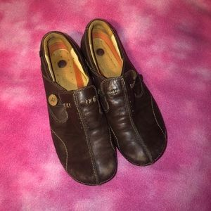 Unstructured By Clarks Size 8.5 Shoes